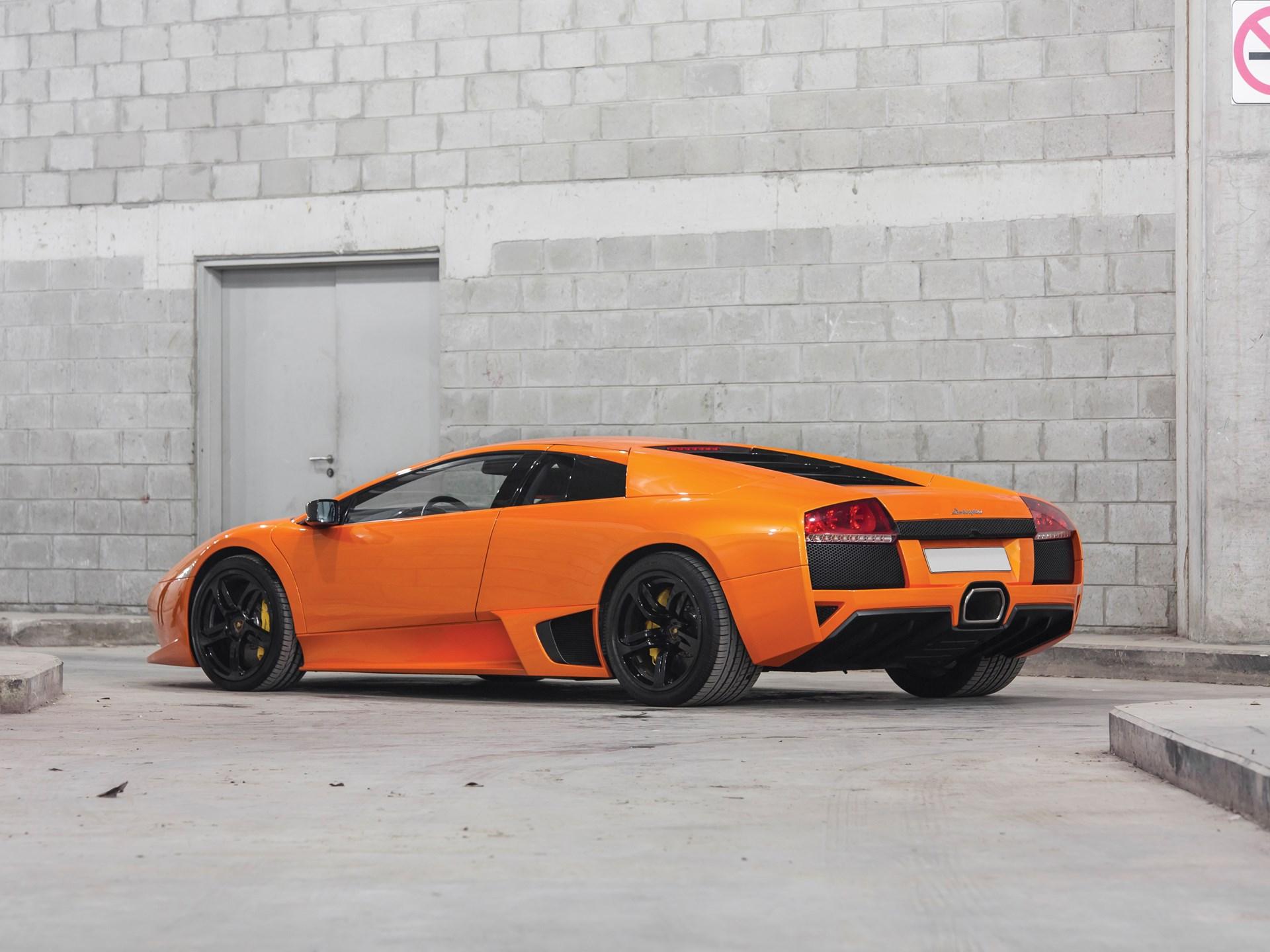 Rm Sotheby S 2009 Lamborghini Murcielago Lp640 4 Coupe Paris 2019