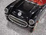 Chevrolet Corvette 'Fuelie' Pedal Car by PCR - $