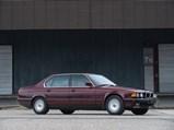 1989 BMW 750iL  - $