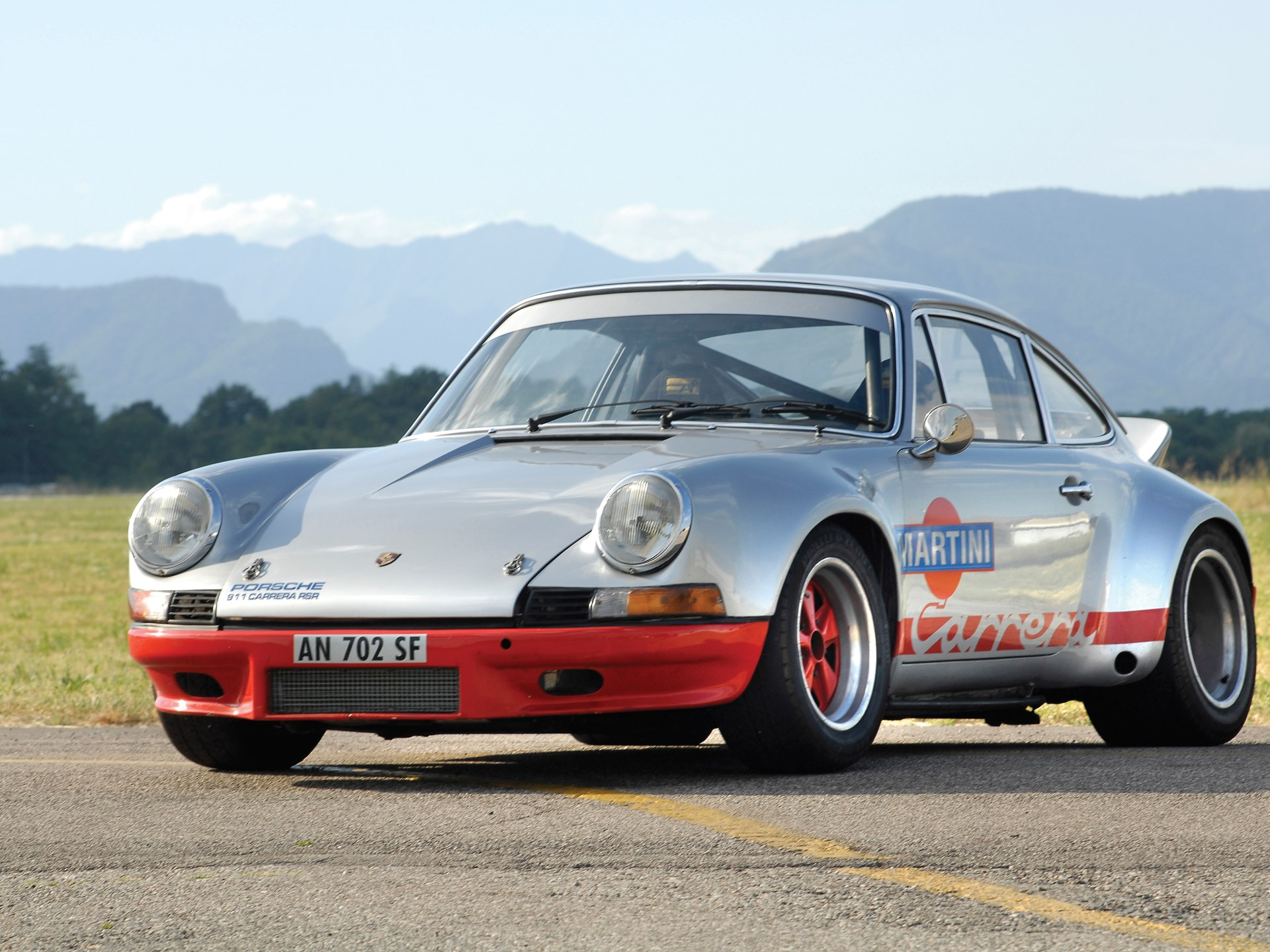 RM Sotheby's - 1973 Porsche 911 RSR 2.8 | Sporting Classics of ...