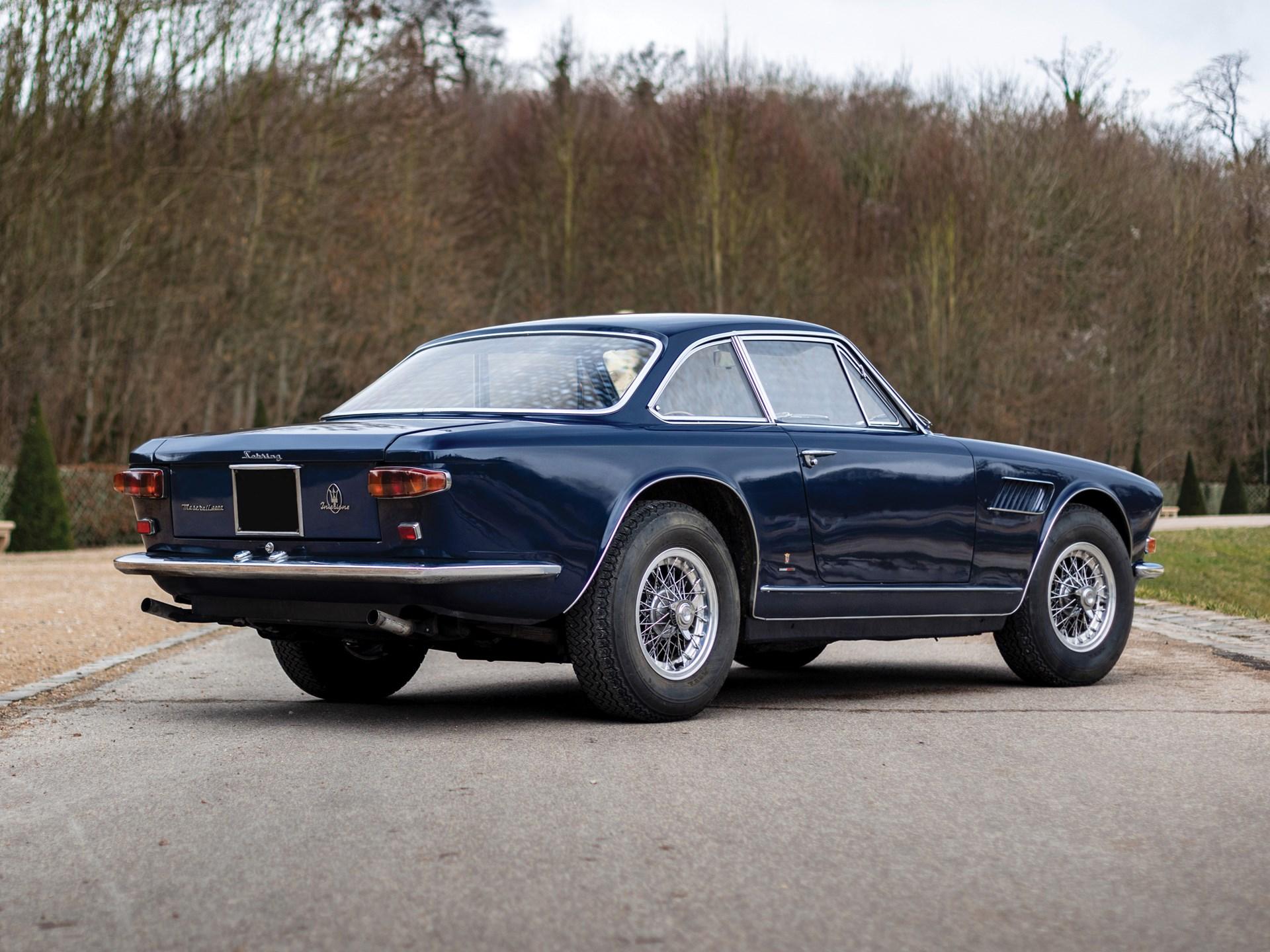 RM Sotheby's - 1968 Maserati Sebring 4000 GT Series II ...
