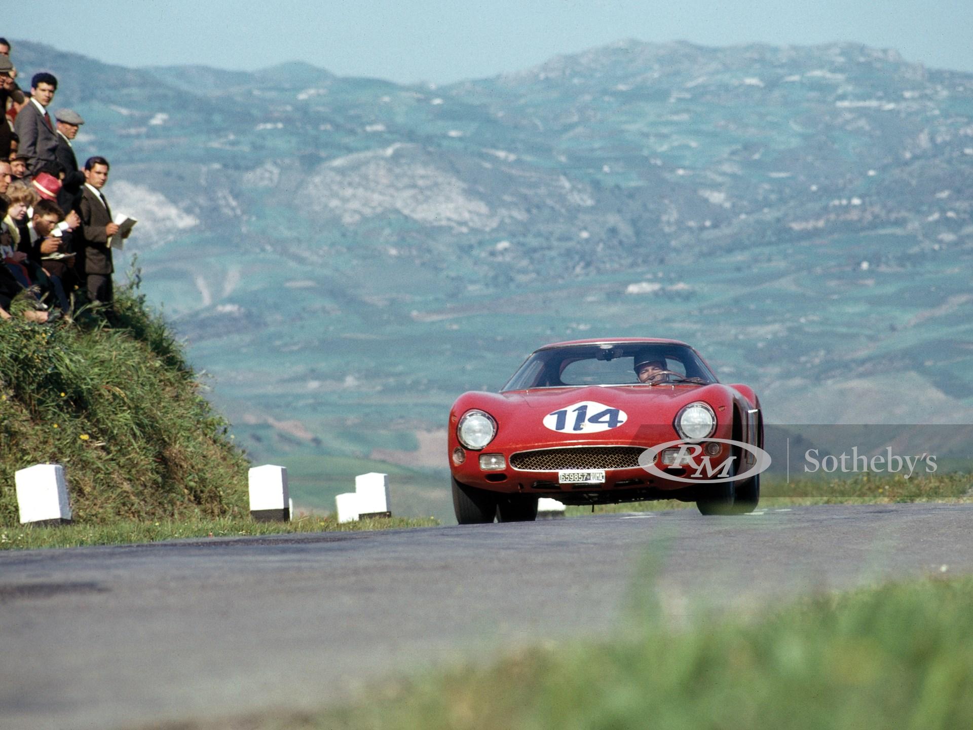 1962 Ferrari 250 GTO by Scaglietti -