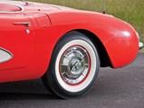 1957 Chevrolet Corvette 'Fuel-Injected' Convertible  - $