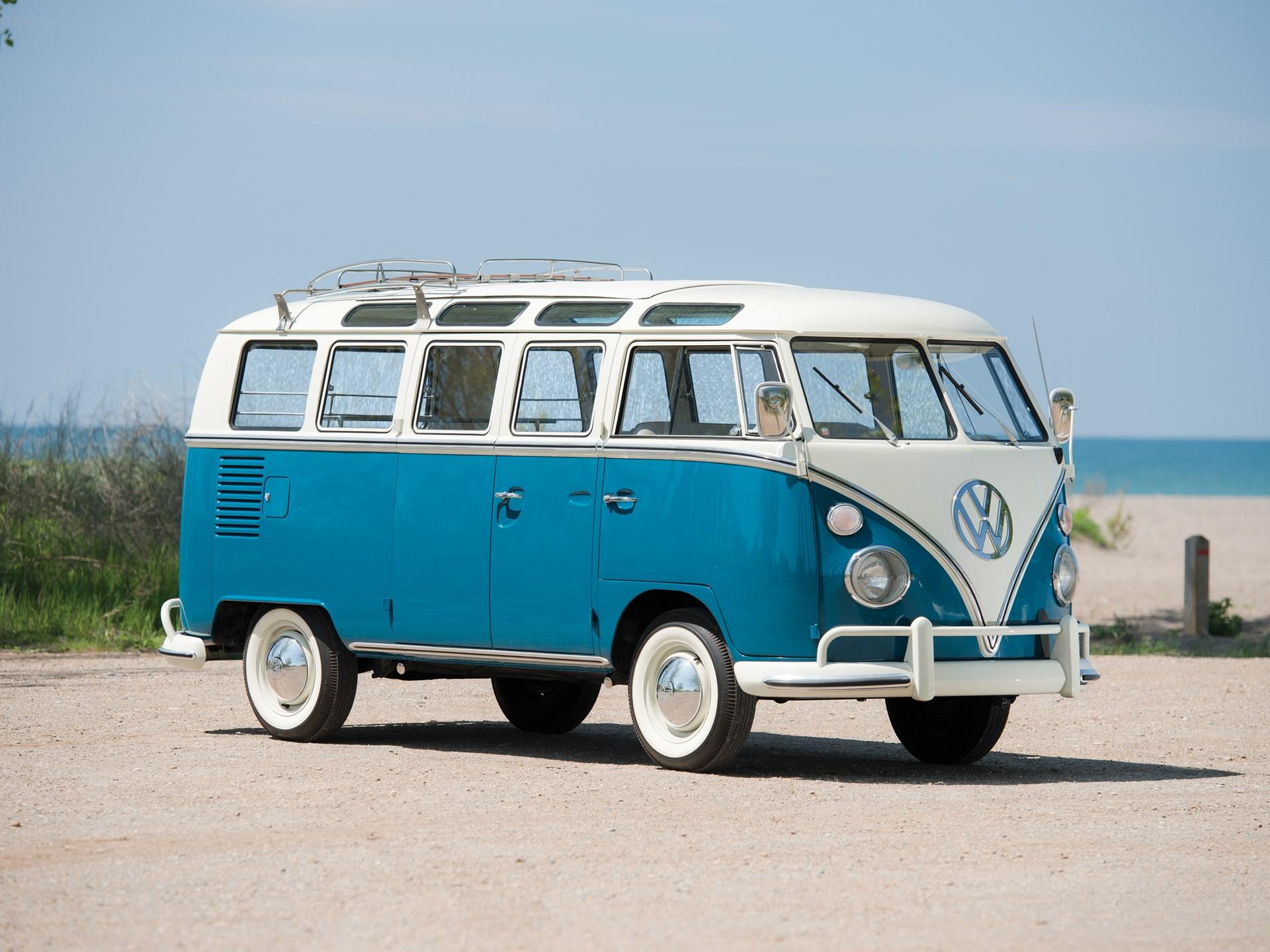 RM Sotheby's - 1966 Volkswagen 21-Window Deluxe Micro Bus   Monterey