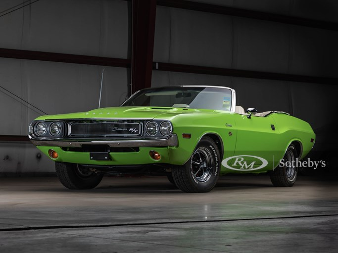 1970 Dodge Challenger R/T | Photo: Teddy Pieper | @vconceptsllc