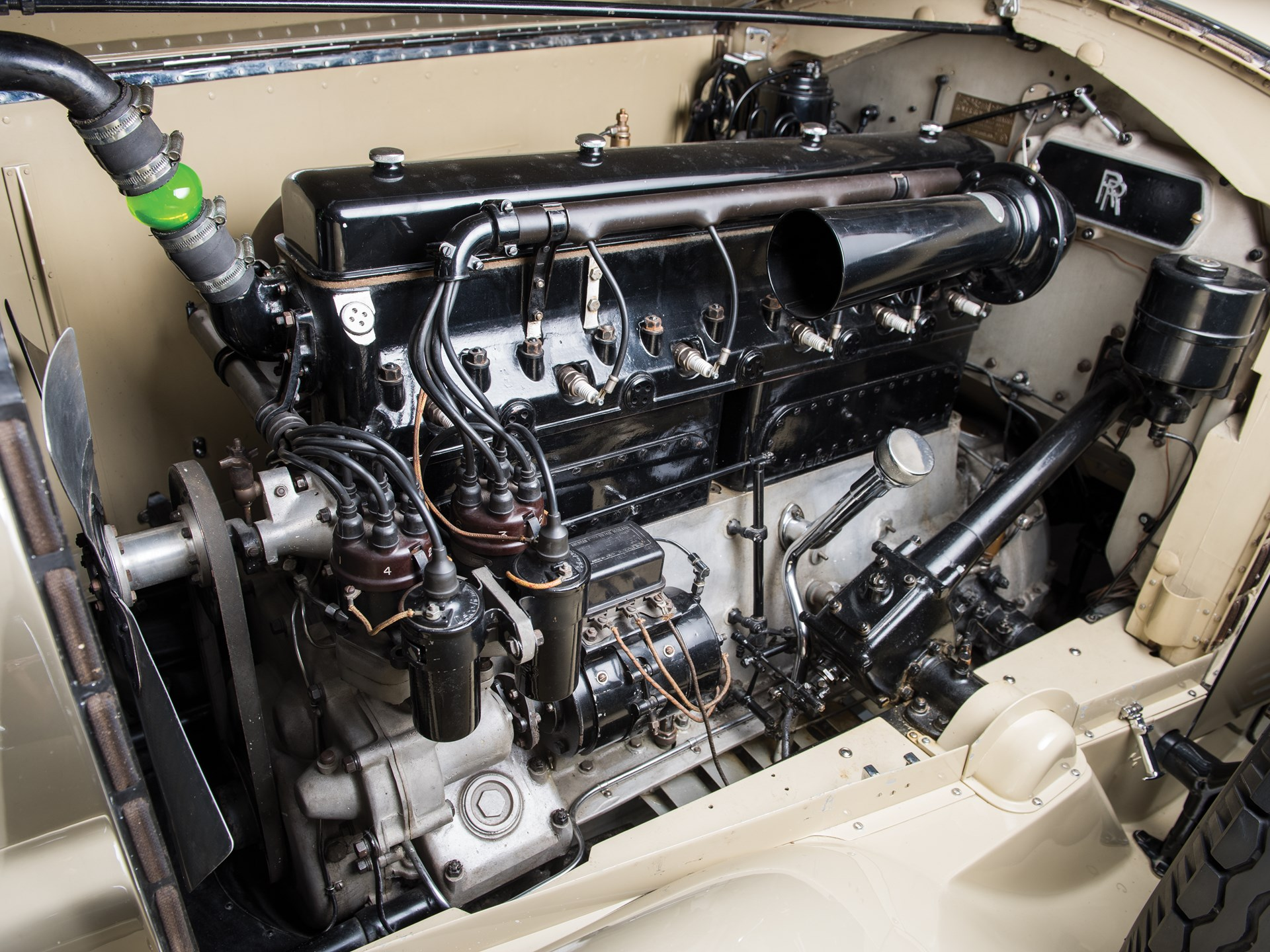 1929 Rolls-Royce Phantom I Henley Roadster by Brewster