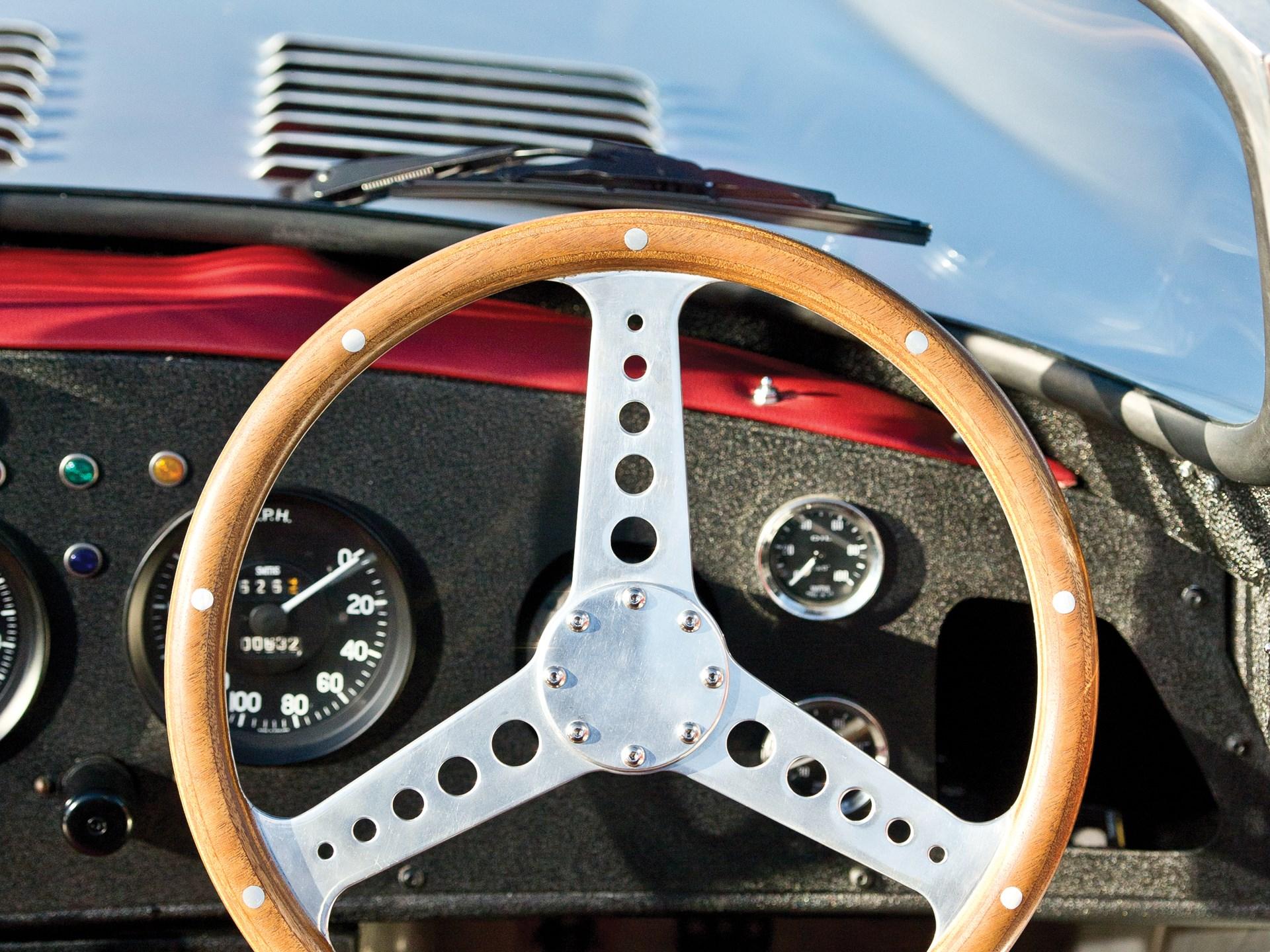 1957 Jaguar XKSS Roadster Recreation by Tempero