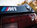1979 BMW M1  - $