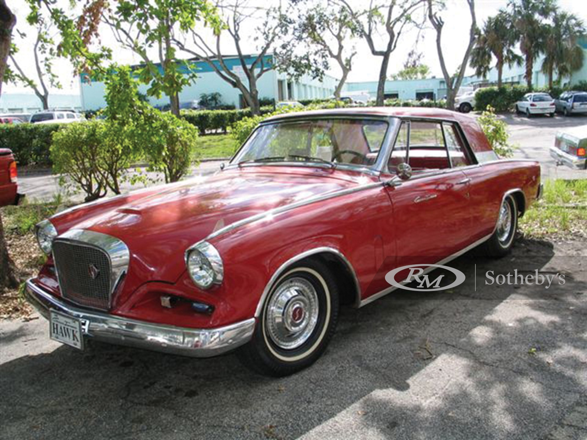 1962 Studebaker Hawk G.T Coupe  -