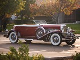 1929 Duesenberg Model J Disappearing Top Torpedo Convertible Coupe by Murphy - $