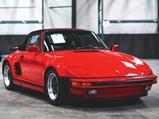 1987 Porsche 911 Turbo 'Flat Nose' Cabriolet  - $