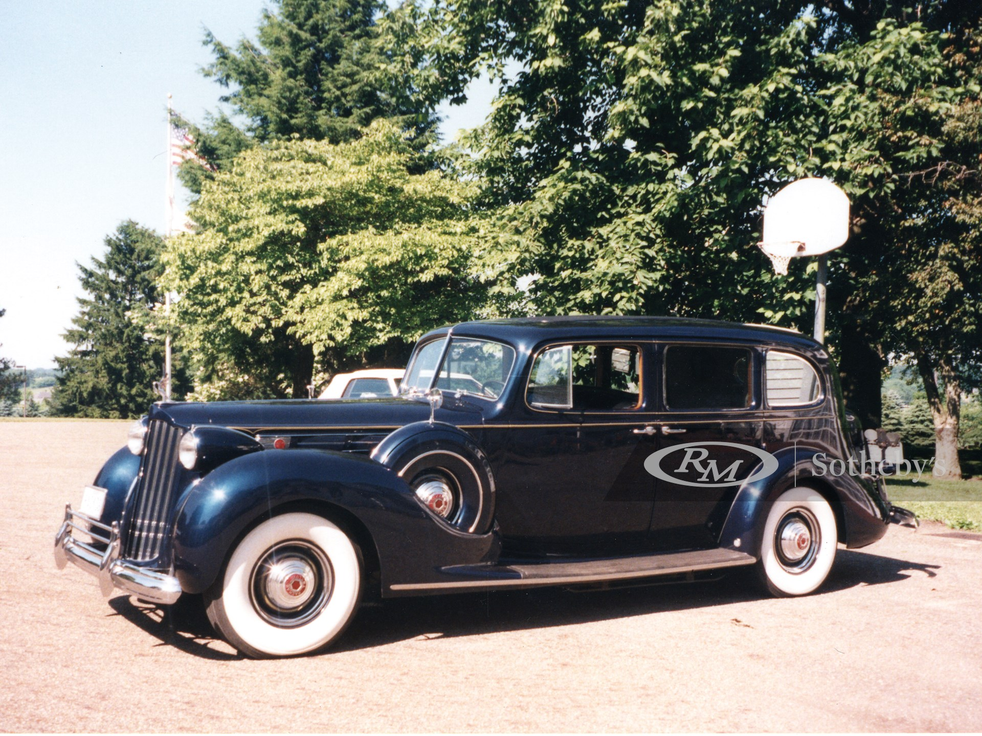 1939 Packard 1708 Touring Limo  -