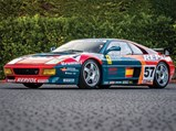 1994 Ferrari 348 GT/C LM  - $1/50, f 3.5, iso200 with a {lens type} at 105 mm on a Canon EOS-1D Mark IV.  Photo: Cymon Taylor