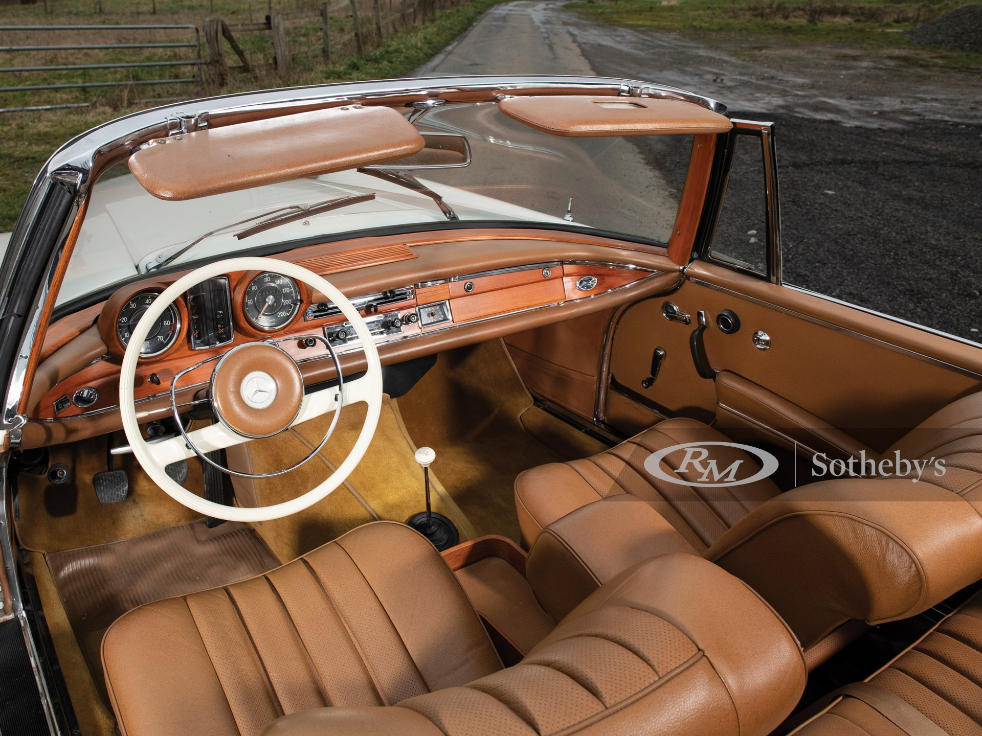 1964 Mercedes-Benz 300 SE Cabriolet  -