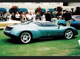 1996 Zagato Raptor Concept  - $The Zagato Raptor as seen on the concept lawn at the 1997 Pebble Beach Concours d'Elegance.
