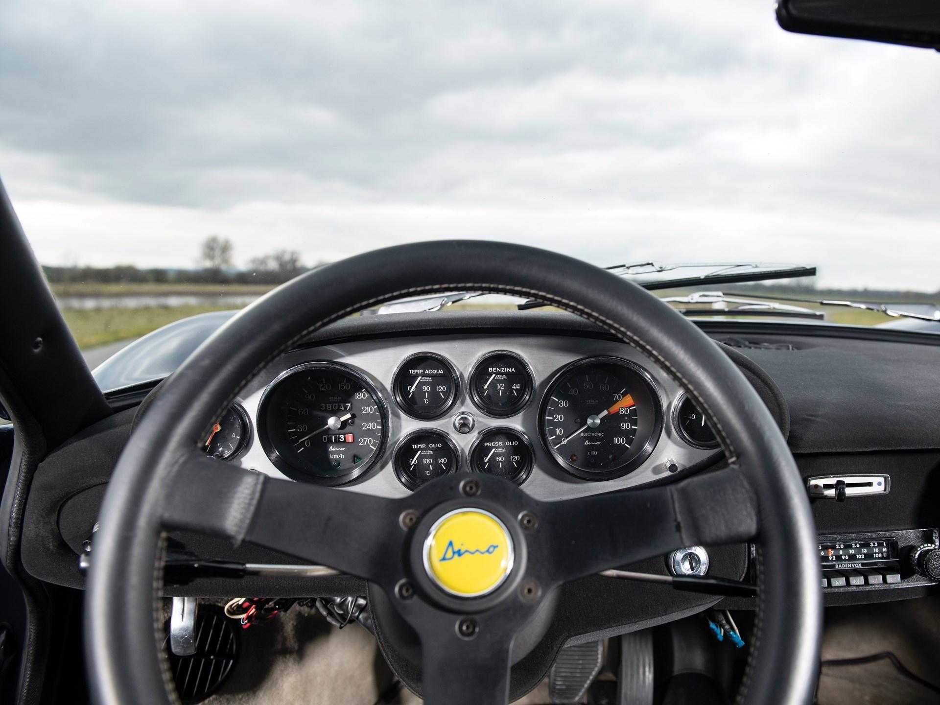1970 Ferrari Dino 246 GT by Scaglietti