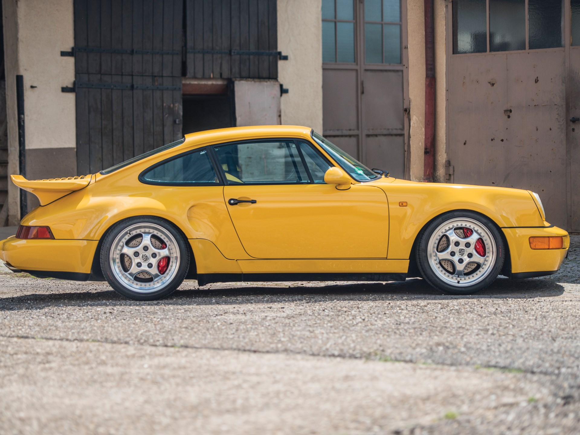 1993 Porsche 911 Turbo S Lightweight
