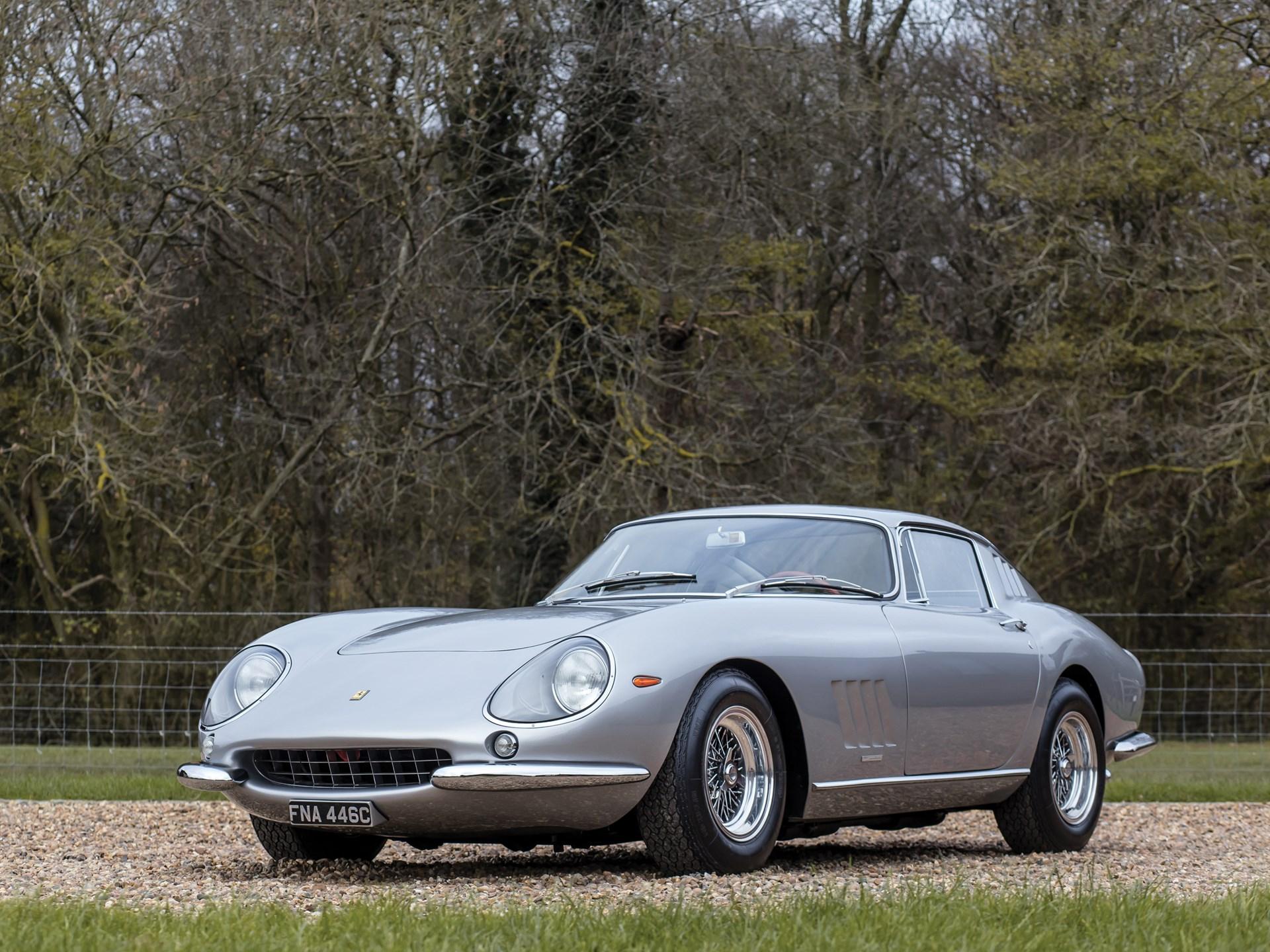 1965 Ferrari 275 GTB Alloy by Scaglietti