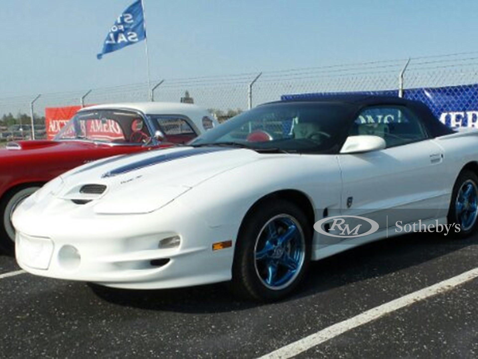 1999 Pontiac Firebird Trans Am 30th Anniversary Edition