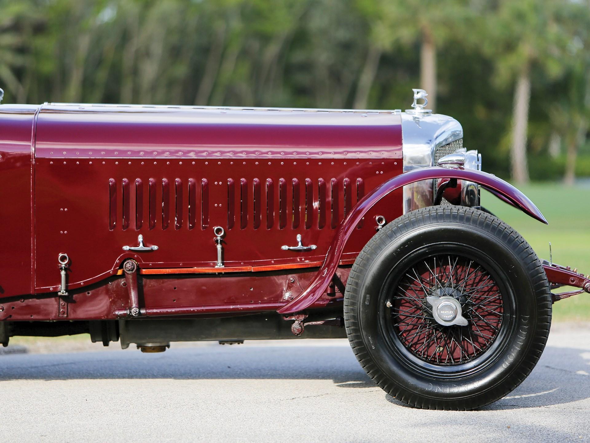 Rm Sotheby S 1931 Bentley 8 Litre Special Amelia Island 2018