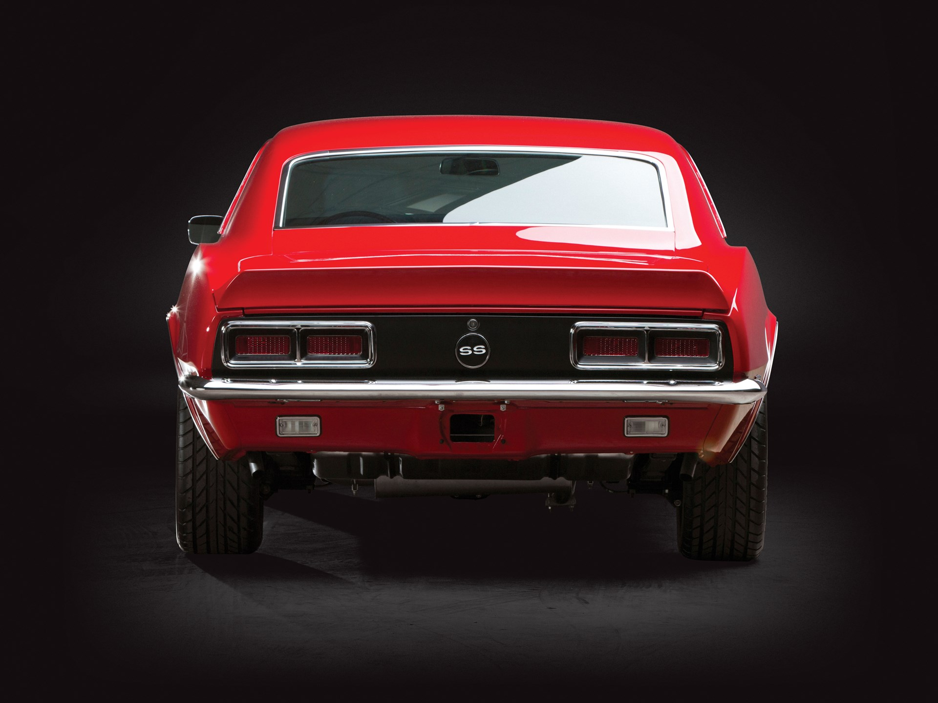 Rm Sothebys 1968 Chevrolet Camaro Rs Ss 396 375 Coupe Sam Pack