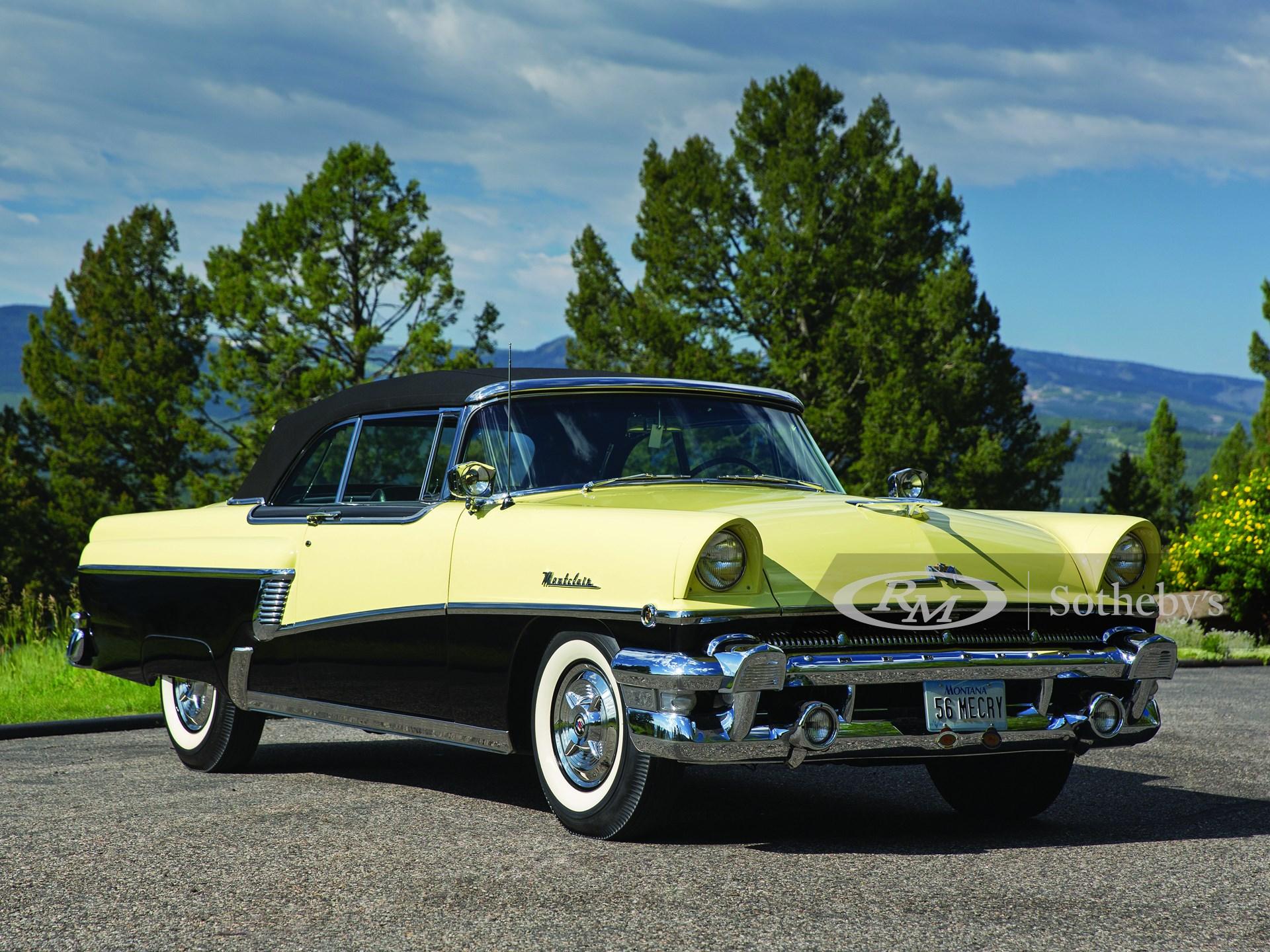 1956 Mercury Montclair  -
