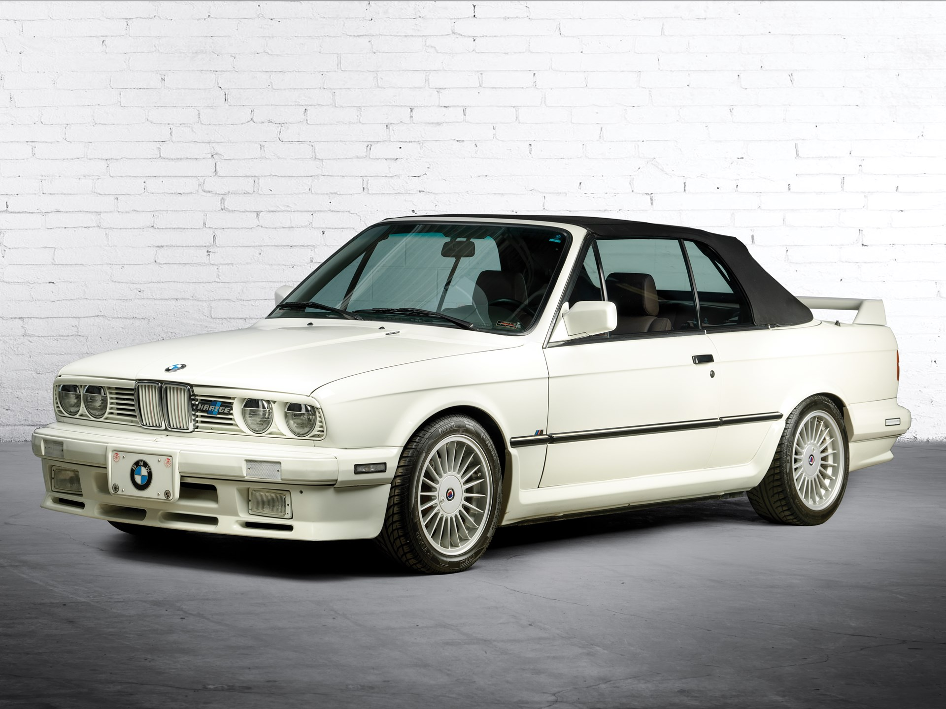 RM Sotheby s 1990 BMW Hartge H26 Cabriolet