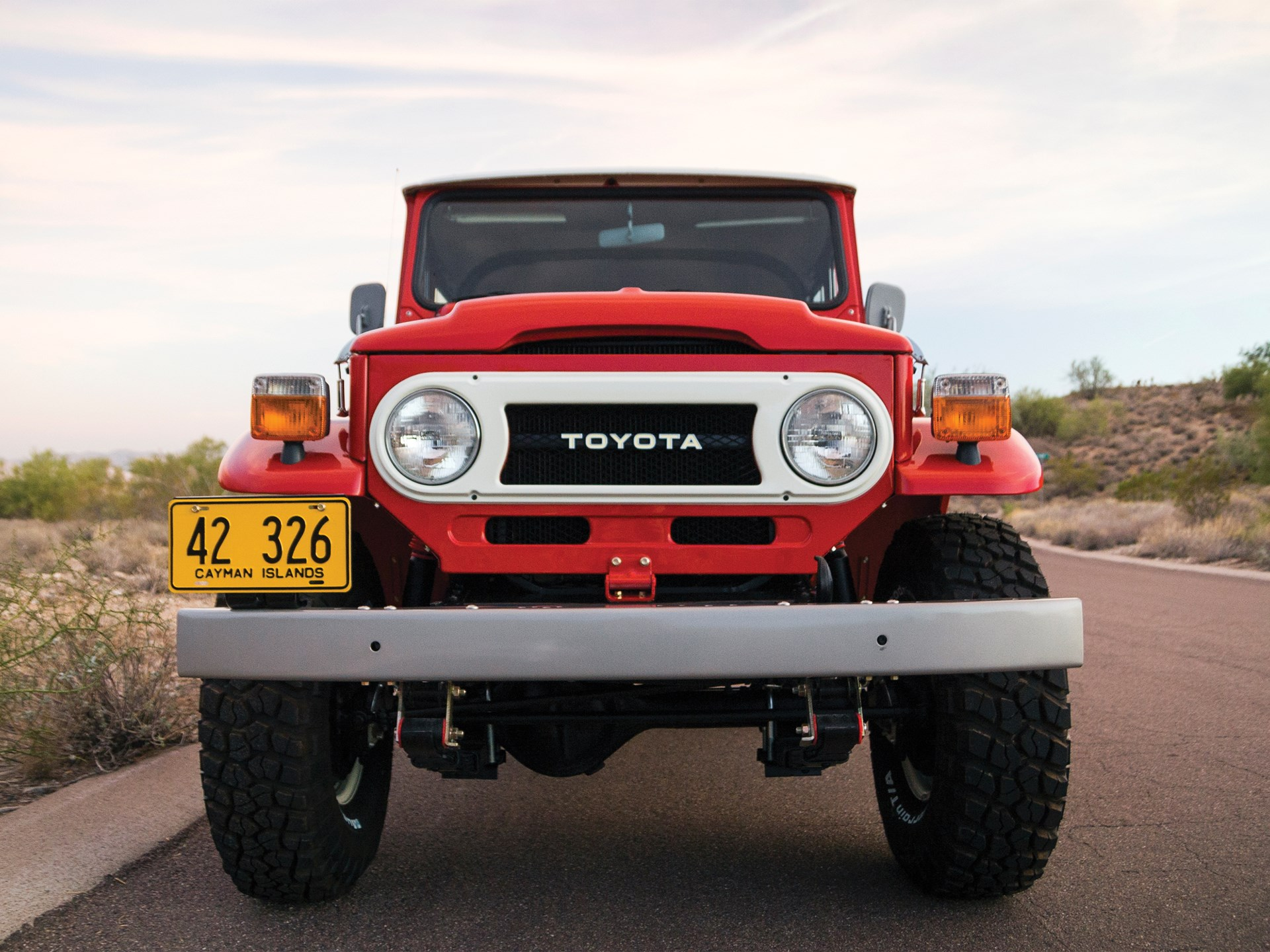 Rm Sothebys 1978 Toyota Land Cruiser Fj40 Arizona 2013 1960