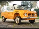 1972 Citroën Méhari  - $