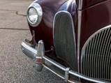 1941 Lincoln Zephyr Convertible  - $Photo: @vconceptsllc | Teddy Pieper