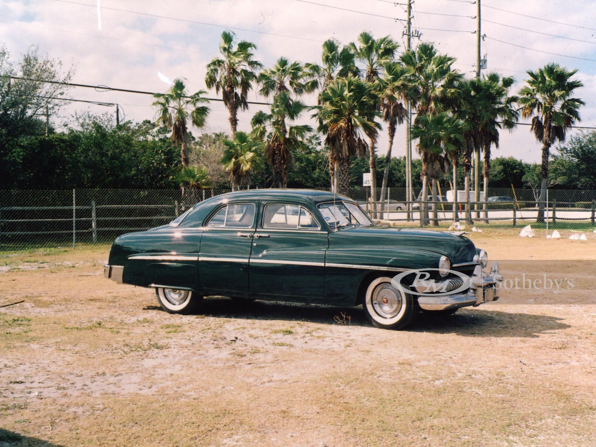 1951 Mercury Monterey 4D  -