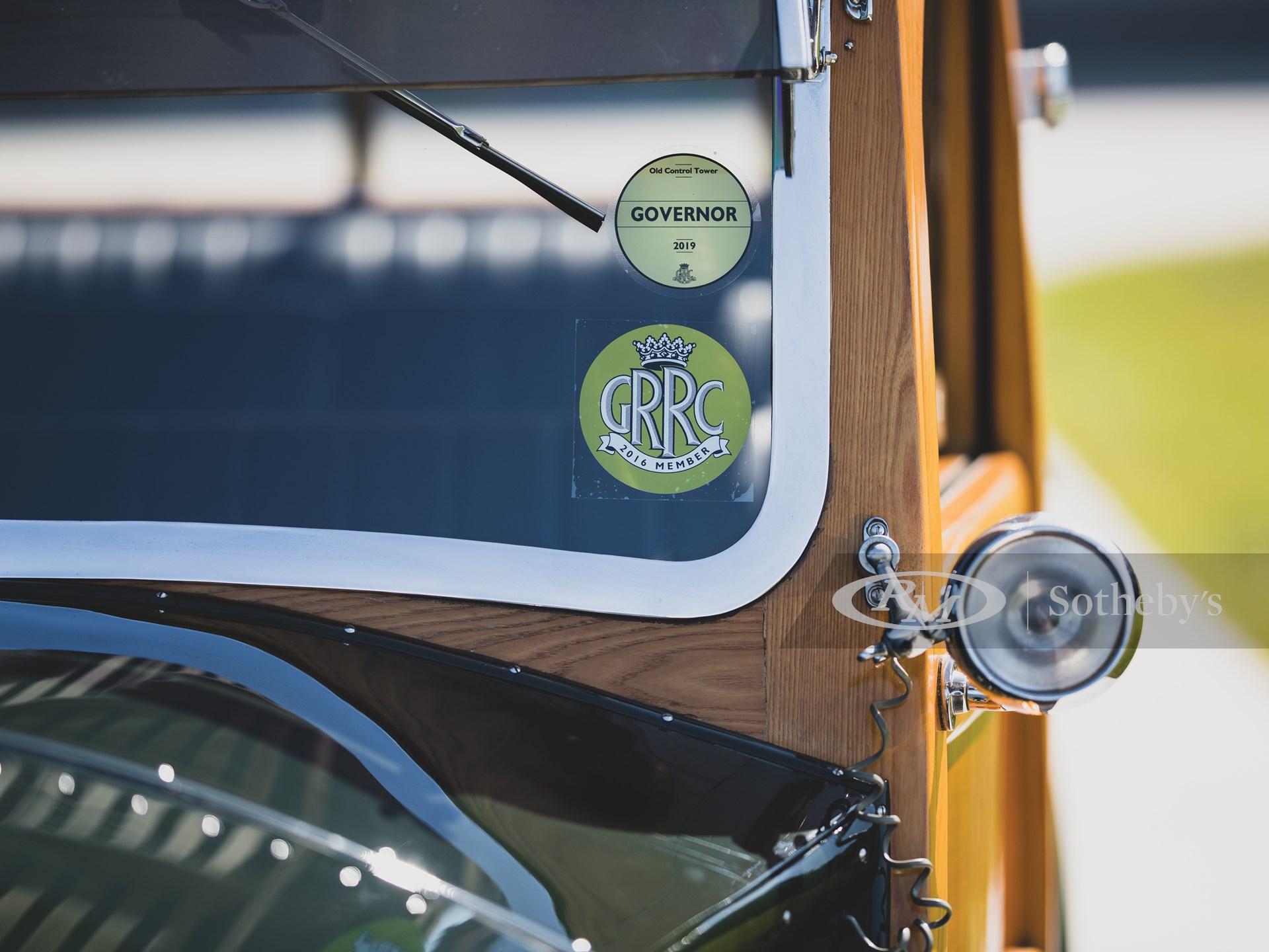 1930 Rolls-Royce Phantom II Shooting Brake  -