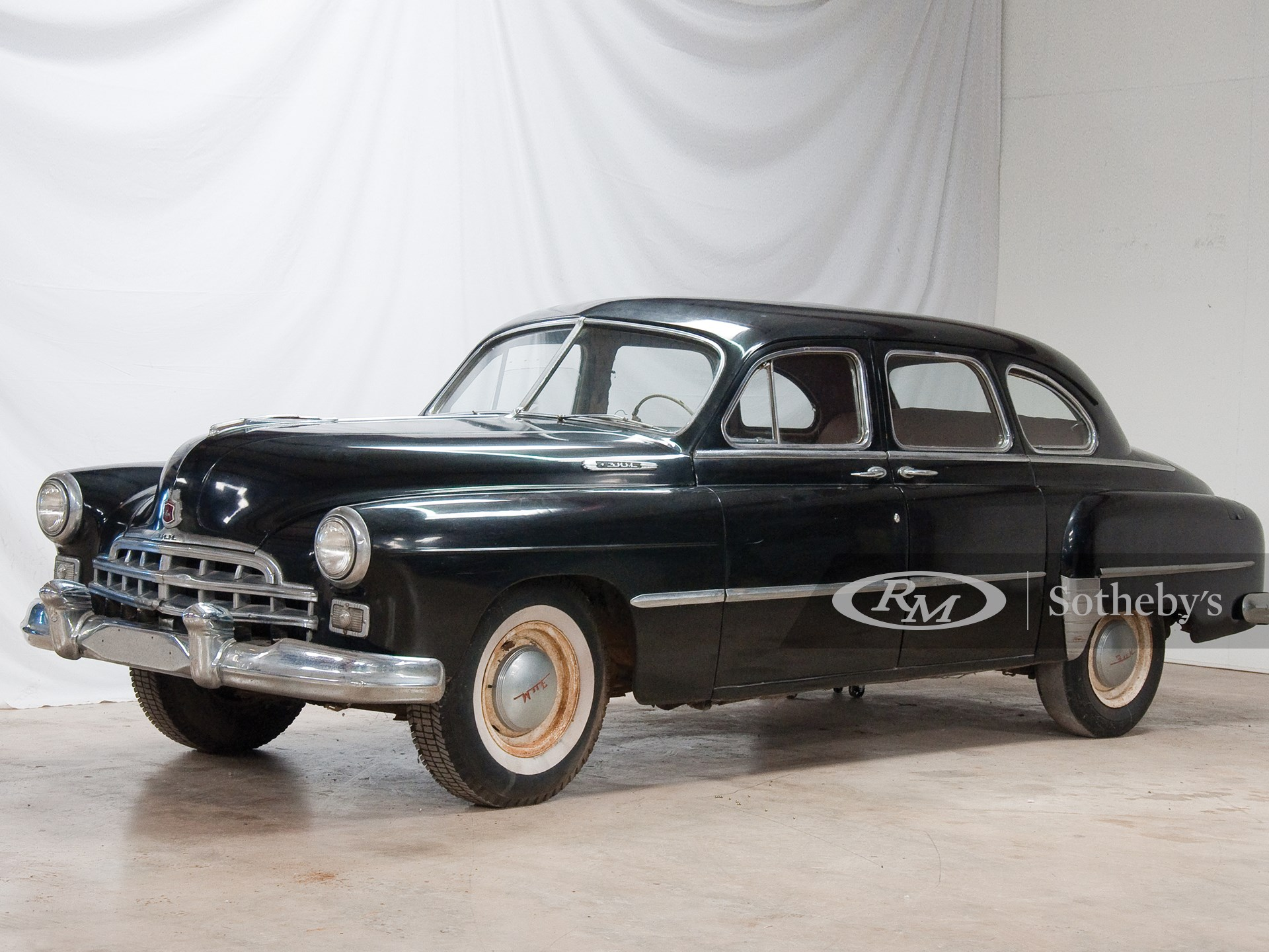 1950 Zim Soviet Limousine