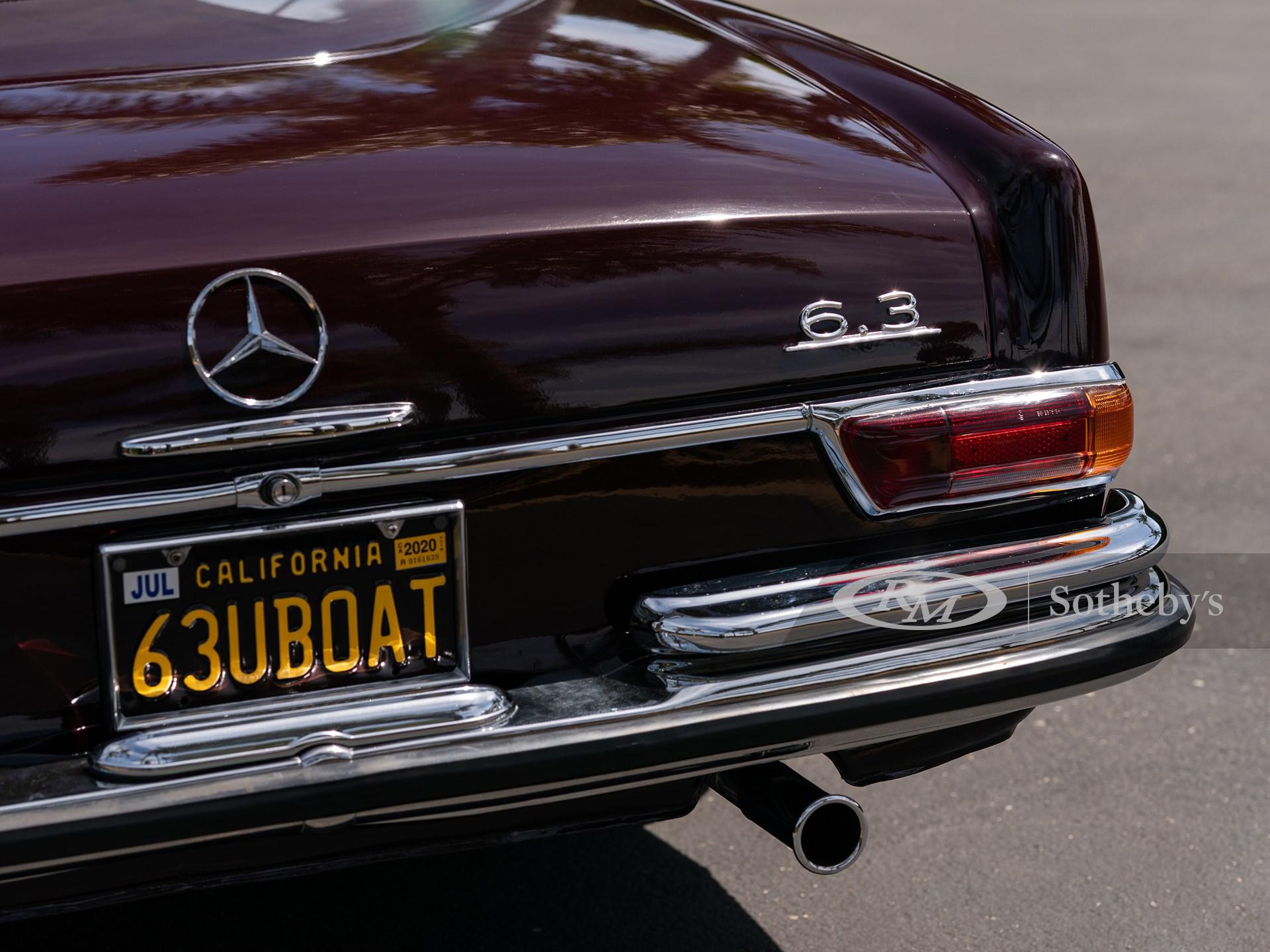 1964 Mercedes-Benz 220 SEb 6.3 Conversion  -