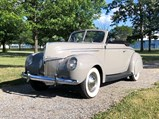 1939 Ford DeLuxe Convertible Coupe  - $