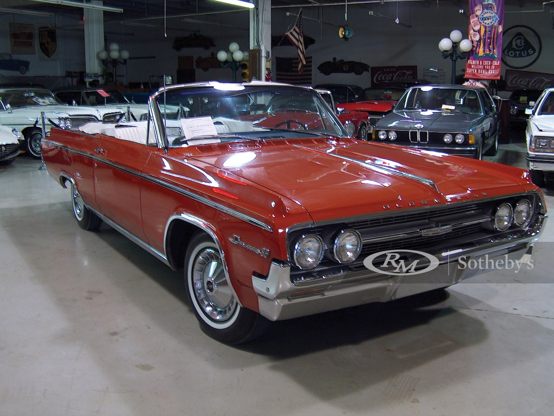 1964 Oldsmobile 88 Convertible  -