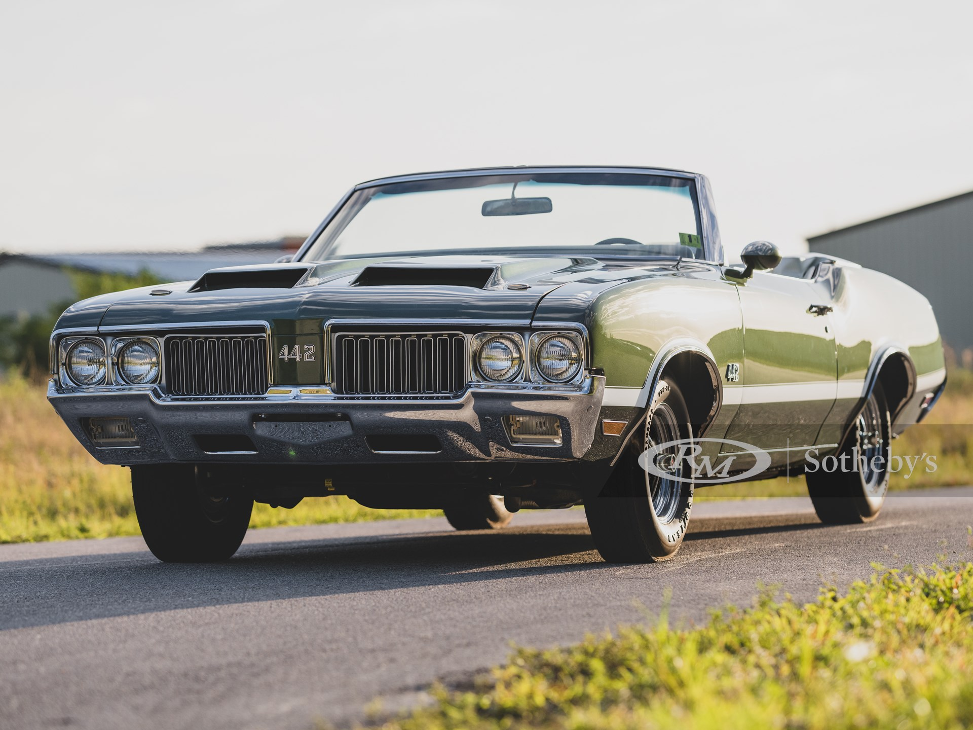 1970 Oldsmobile 442 Convertible  -