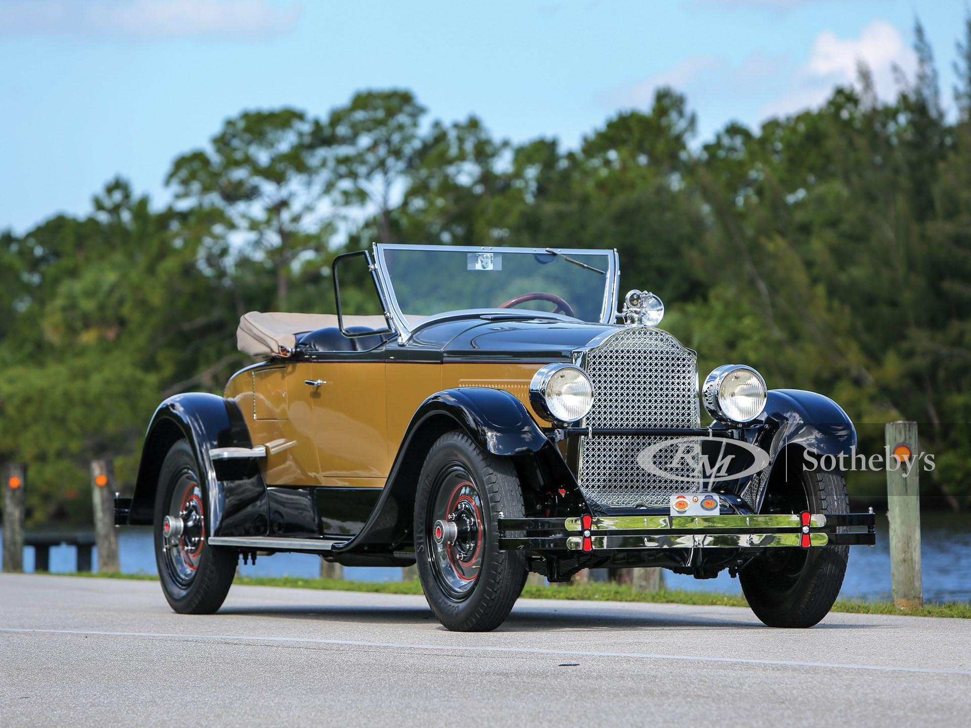 1927 Packard Six Runabout