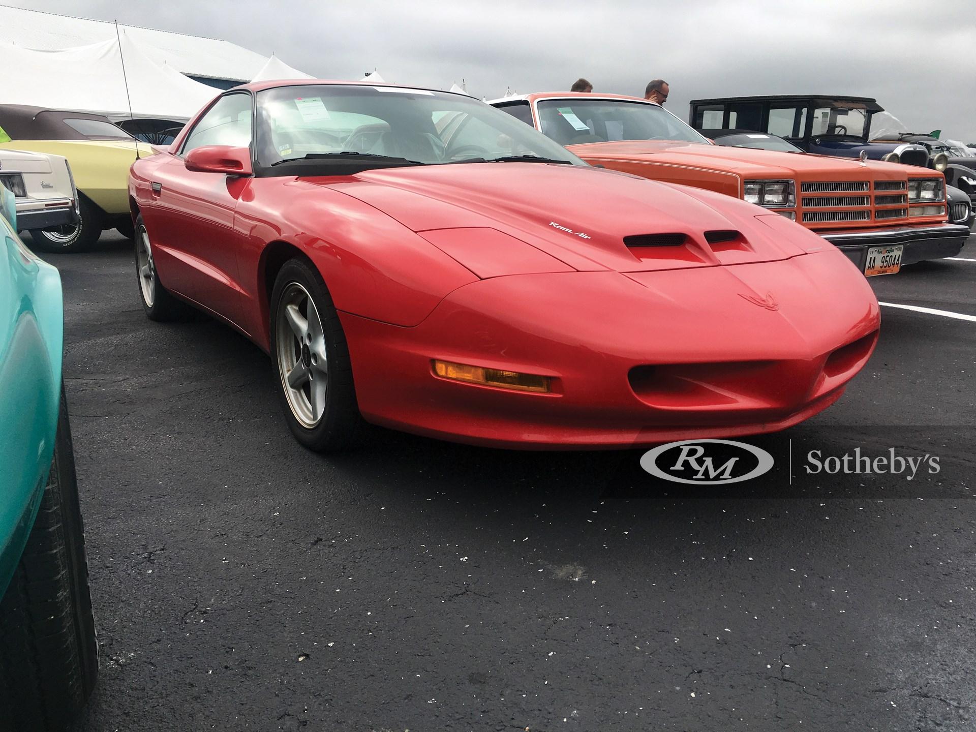 1996 Pontiac Formula Firebird