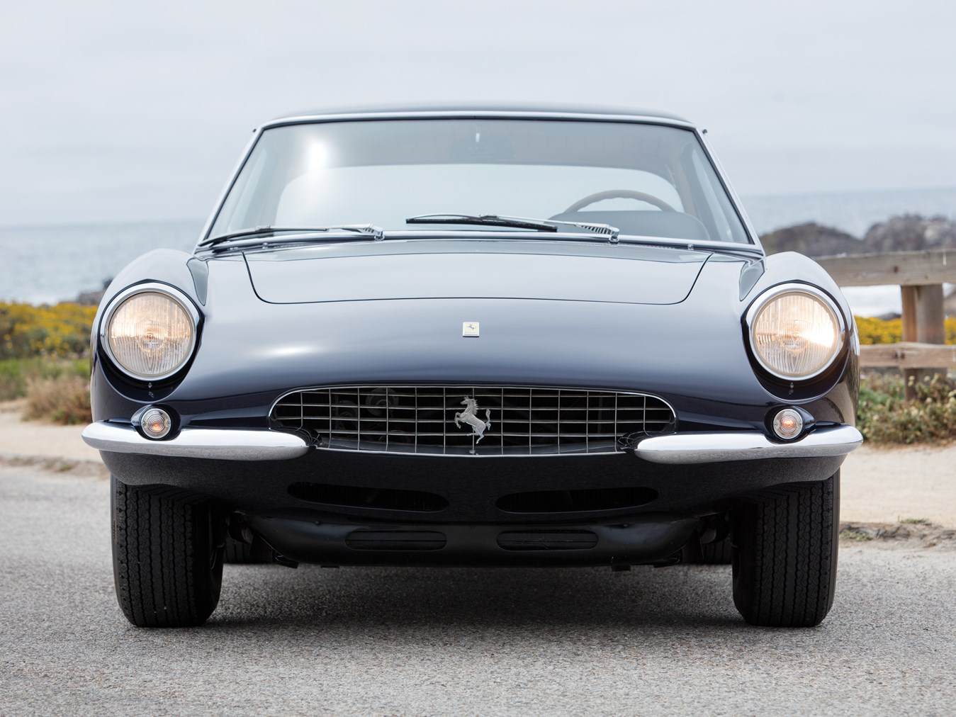 1965 Ferrari 500 Superfast Series I by Pininfarina