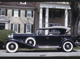 1932 Cadillac V-16 Sport Phaeton by Fisher - $The Cadillac V-16 during Bayard Badenhausen's ownership, ca. mid-1940s.