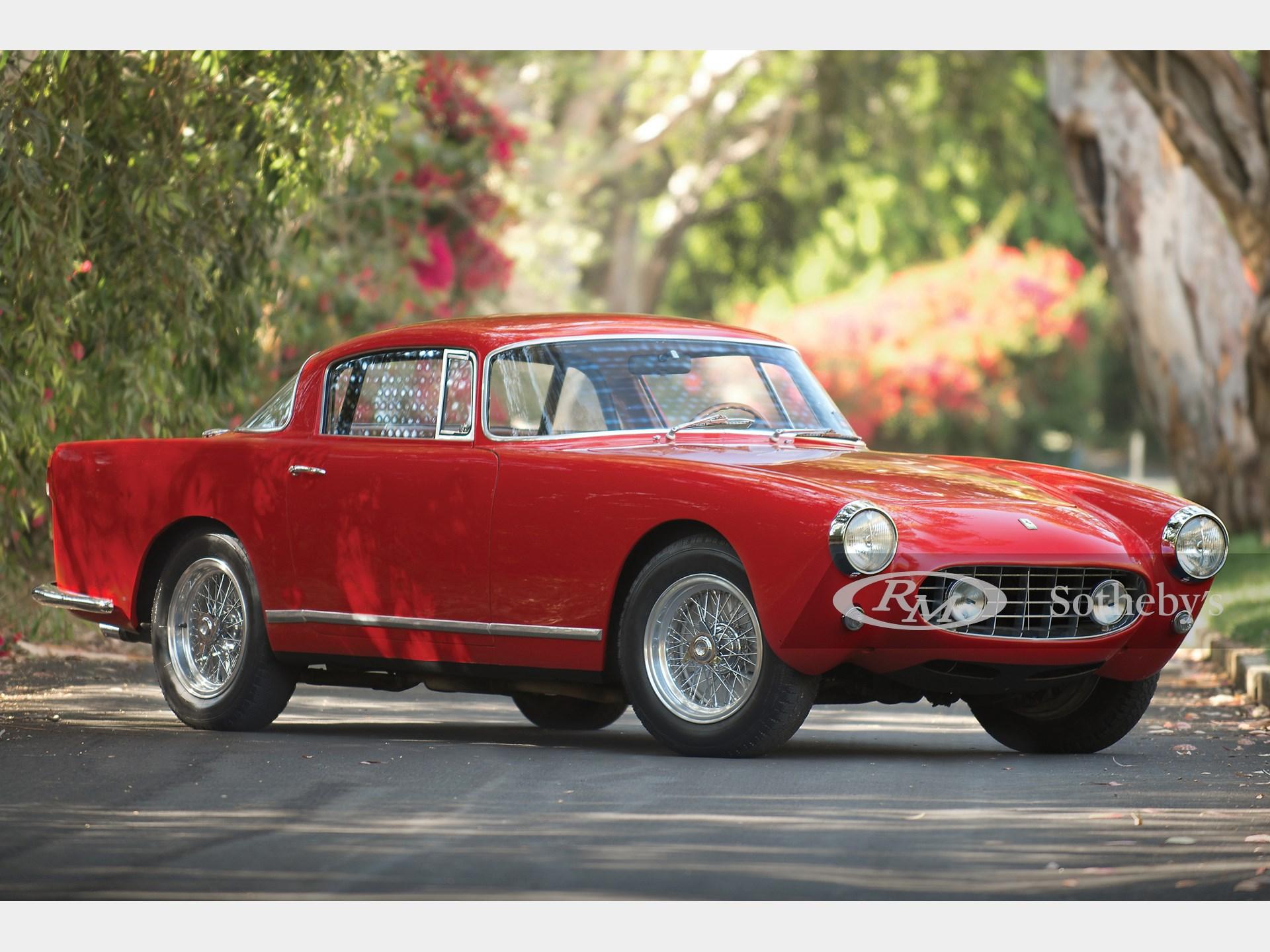 1956 Ferrari 250 GT Boano Coupe