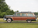 1956 Ford Country Squire Station Wagon  - $