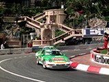 1994 Porsche 911 Cup 3.8  - $The 911 Cup 3.8 as seen at speed on the Monaco Grand Prix circuit in May of 1994.