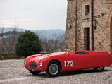 1947 Cisitalia 202 SMM 'Nuvolari' Spyder by Carrozzeria Garella - $