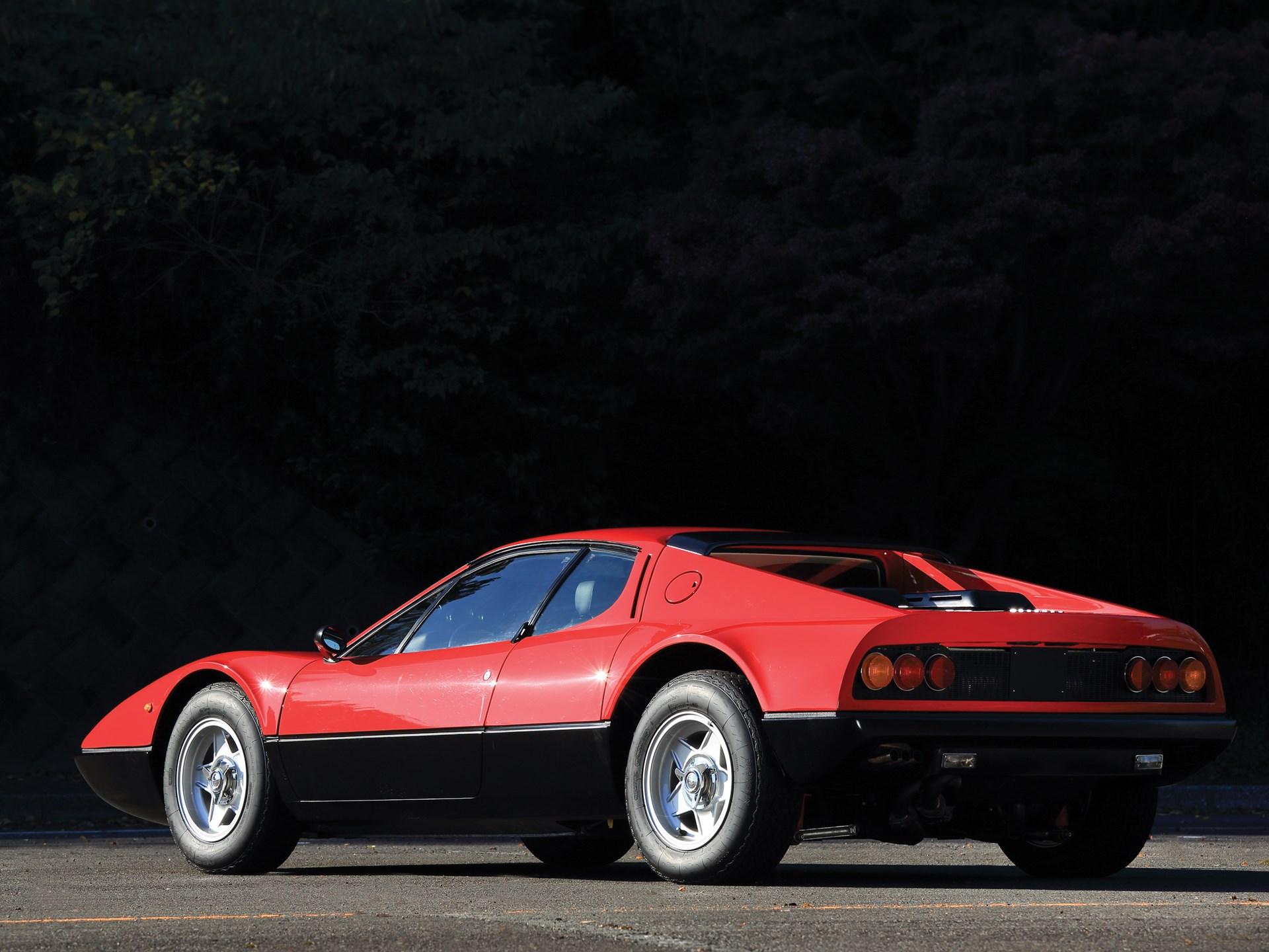 1974 Ferrari 365 GT4 BB by Scaglietti