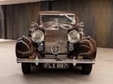 1938 Rolls-Royce Wraith Sedanca de Ville by Park Ward - $