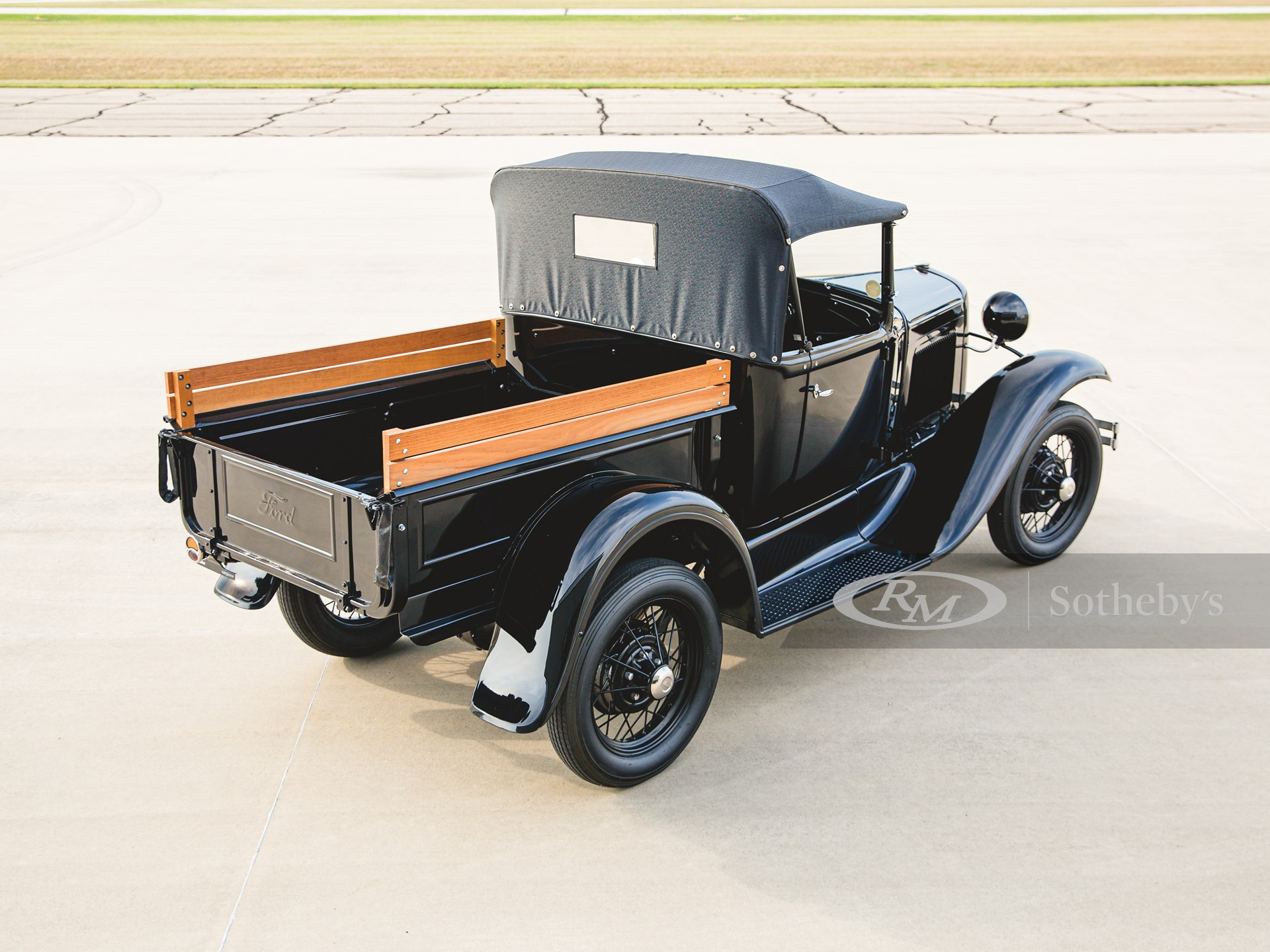 1930 Ford Model A Open Cab Pickup  -