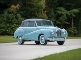 1953 Austin A40 Somerset Coupe by Carbodies - $