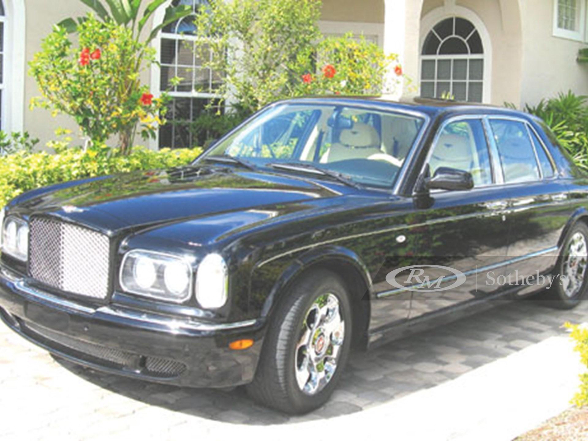 2000 Bentley Arnage 4D